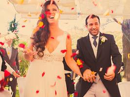 WEDDING PUNTA SUR HOTEL TARIFA | SYLVIA & DANIEL
