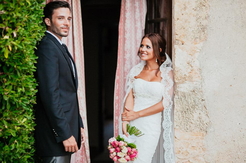 boda en el Castell de Tamarit