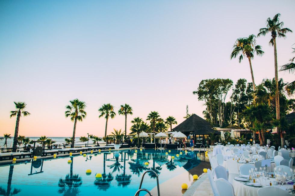 boda Puro Beach Estepona