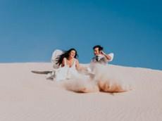 Fotografía divertida y original en tus invitaciones de boda.