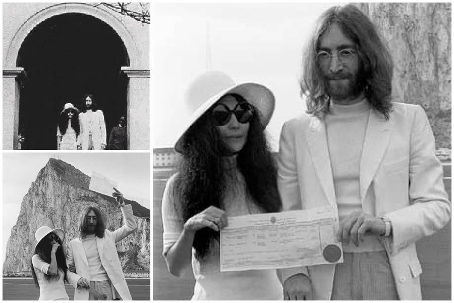 boda-John-Lennon-Gibraltar