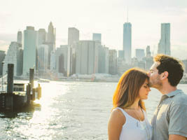 ENGAGEMENT PHOTO SHOOT IN NEW YORK | SANDRA & MARCO
