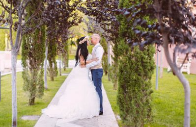 wedding photographer marbella