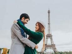 POSTBODA ORIGINAL EN PARÍS | RAQUEL & JOSE