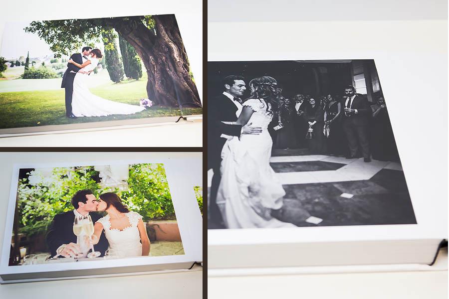 Album de foto para boda 79