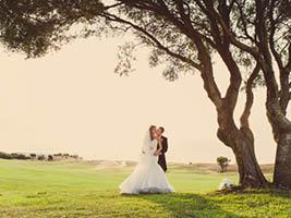 boda alcaidesa golf