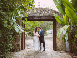 boda Parque de la Aves Jimena