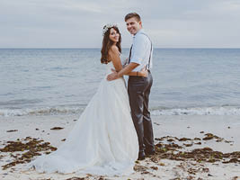 Post wedding in Tarifa| Virginia & Michal