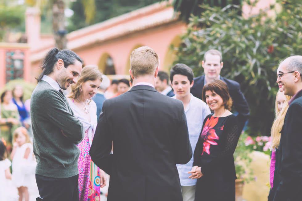 boda en el Cortijo de Cortes Marbella 15