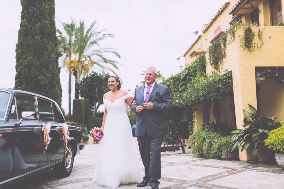 boda en el Cortijo de Cortes Marbella 18