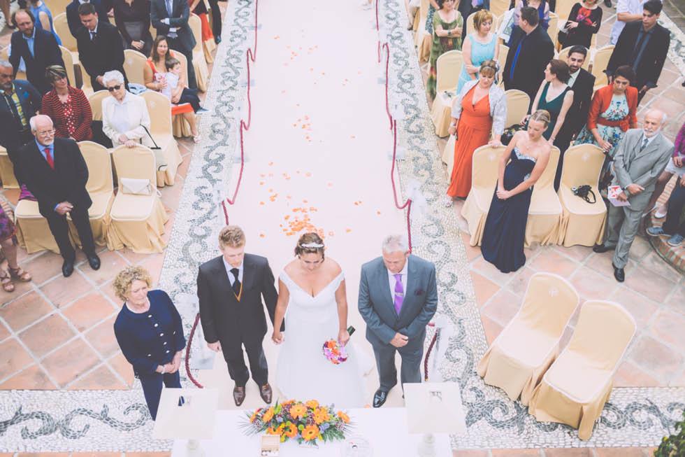 boda en el Cortijo de Cortes Marbella 24