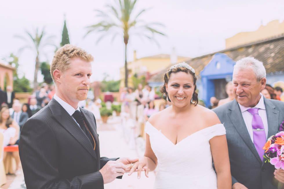 boda en el Cortijo de Cortes Marbella 25