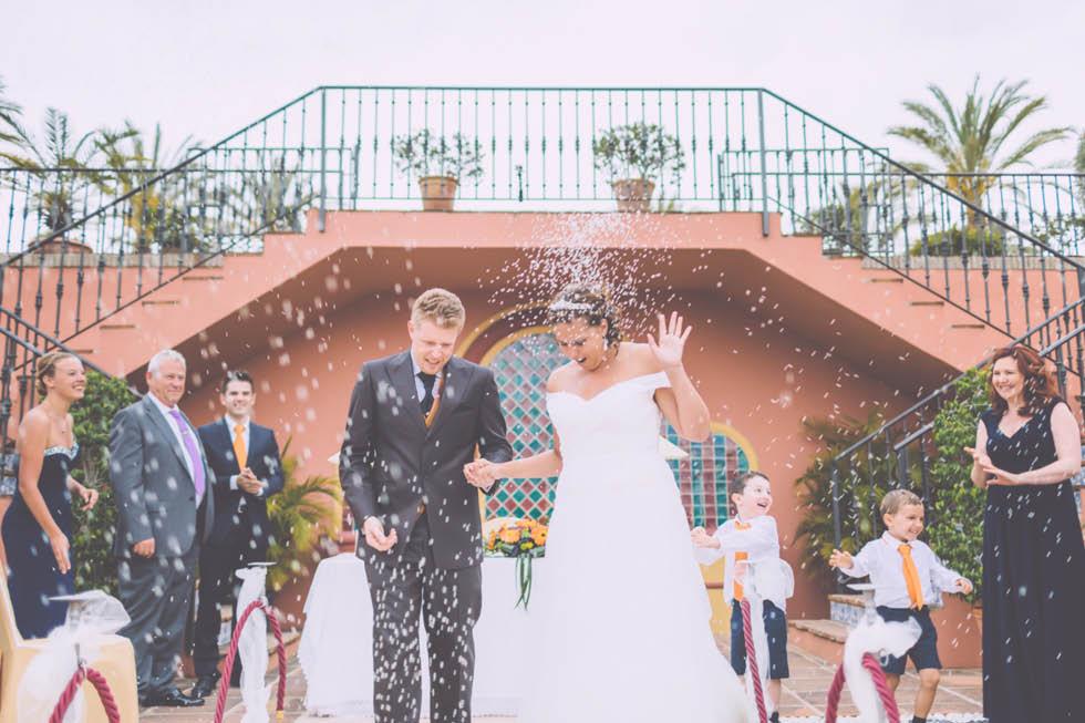 boda en el Cortijo de Cortes Marbella 28