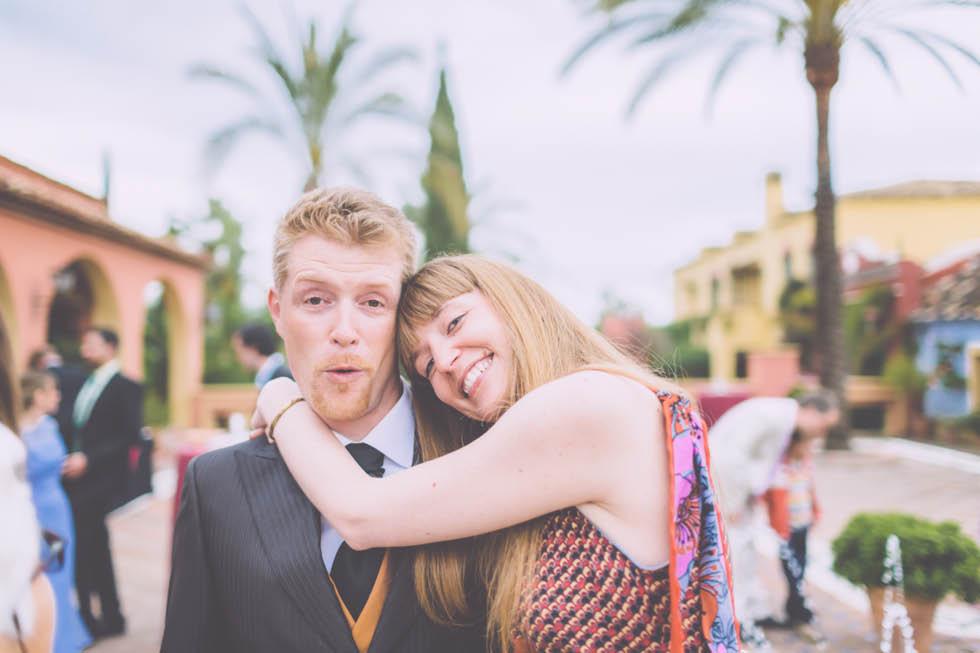boda en el Cortijo de Cortes Marbella 35