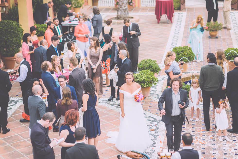 boda en el Cortijo de Cortes Marbella 39