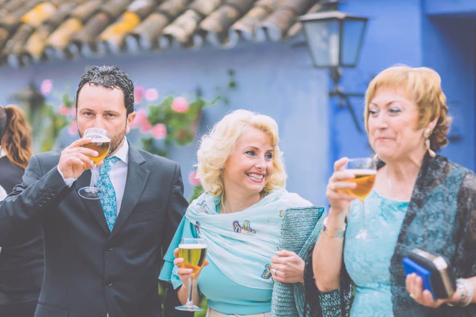 boda en el Cortijo de Cortes Marbella 40