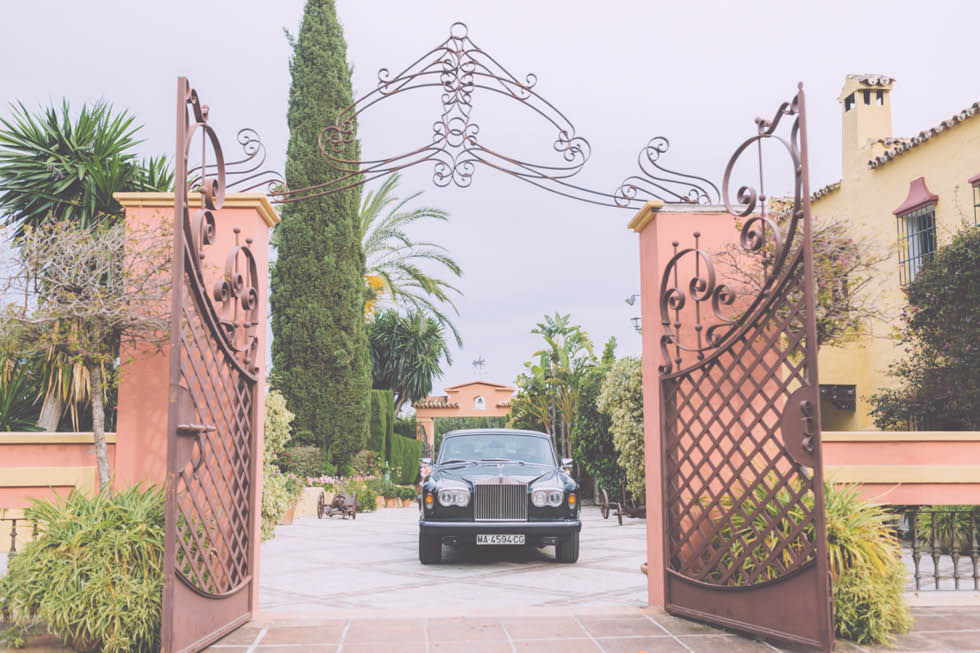 boda en el Cortijo de Cortes Marbella 42