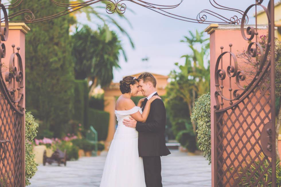 boda en el Cortijo de Cortes Marbella 45