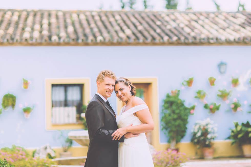 boda en el Cortijo de Cortes Marbella 46