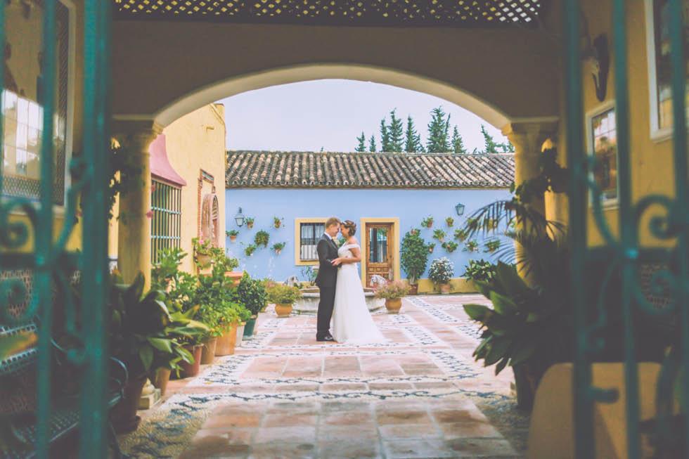 boda en el Cortijo de Cortes Marbella 47