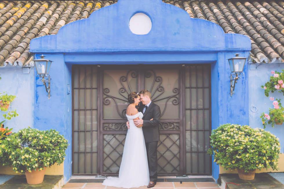 boda en el Cortijo de Cortes Marbella 50