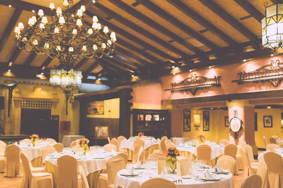 boda en el Cortijo de Cortes Marbella 54