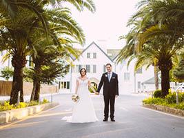 boda en el Hotel Reina Victoria de Ronda