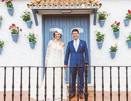 boda finca el campo Algeciras