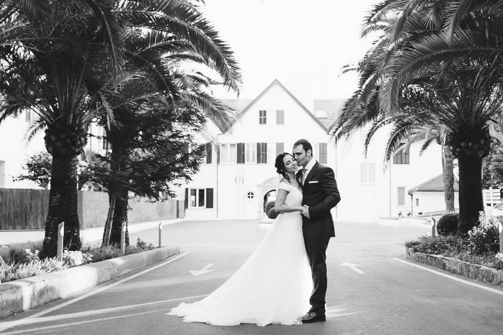 fotos de boda Hotel Reina Victoria Ronda