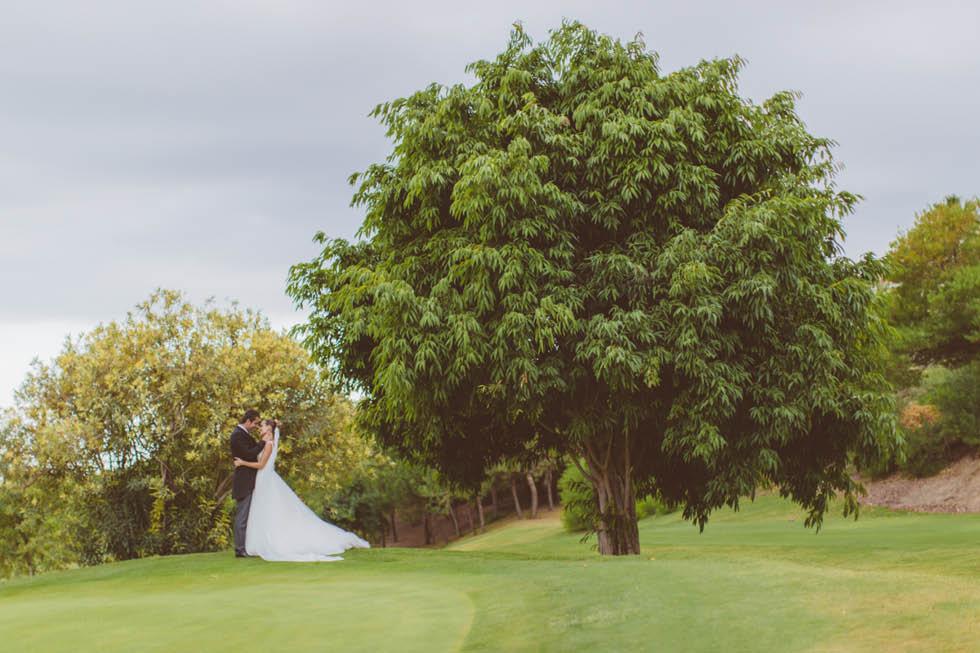 fotos boda la quinta golf Marbella 30