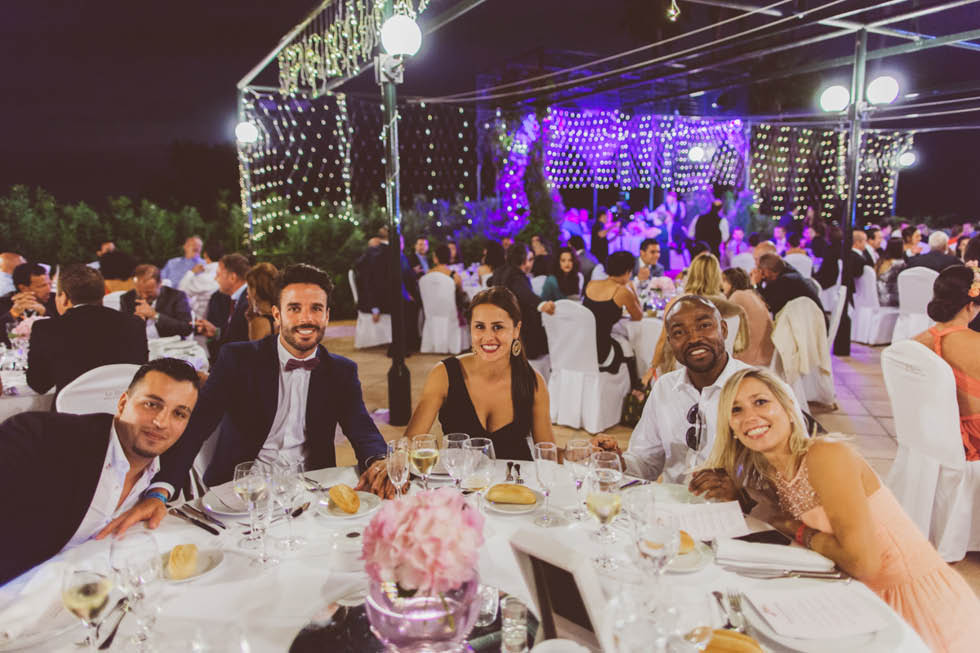 fotos boda la quinta golf Marbella 41
