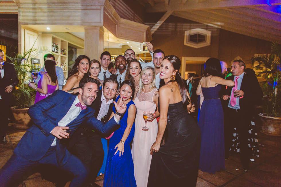 fotos boda la quinta golf Marbella 55