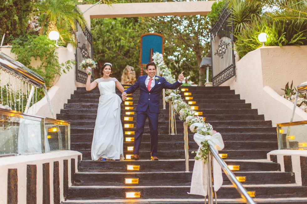 boda Canor Moraira Alicante 107