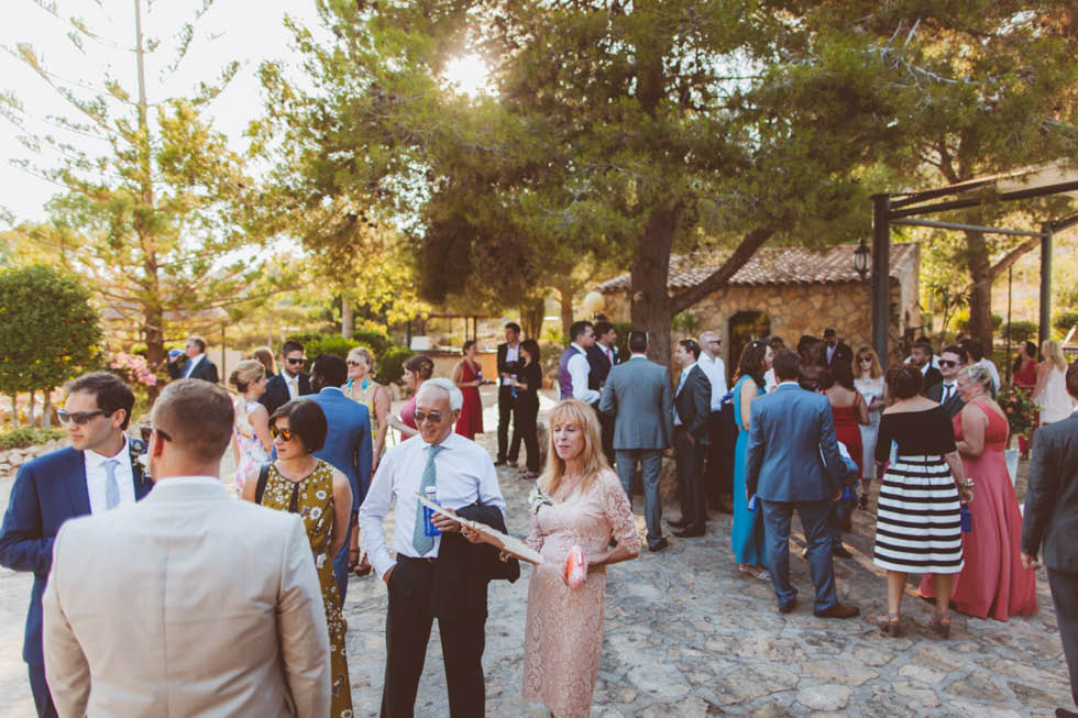 boda Canor Moraira Alicante 41