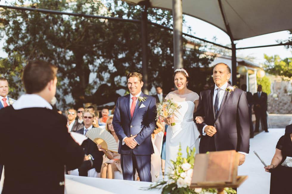 boda Canor Moraira Alicante 51
