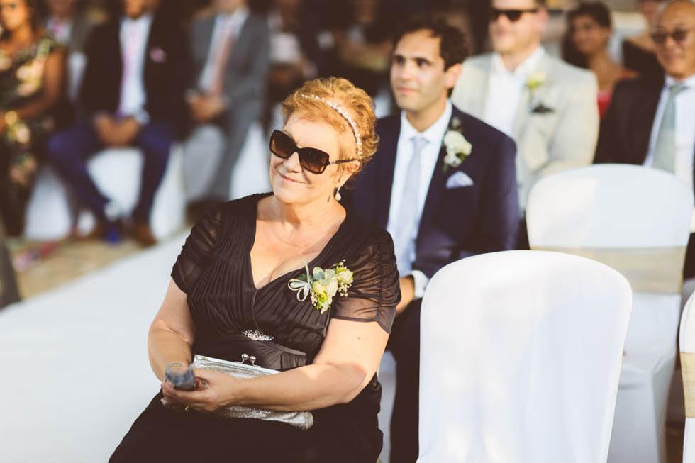 boda Canor Moraira Alicante 53
