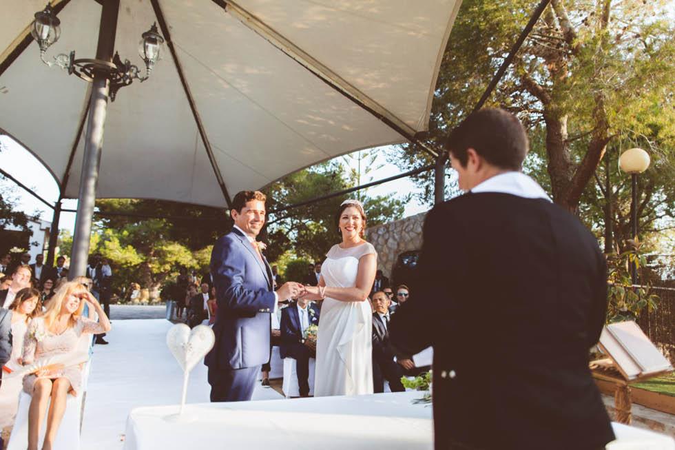 boda Canor Moraira Alicante 60