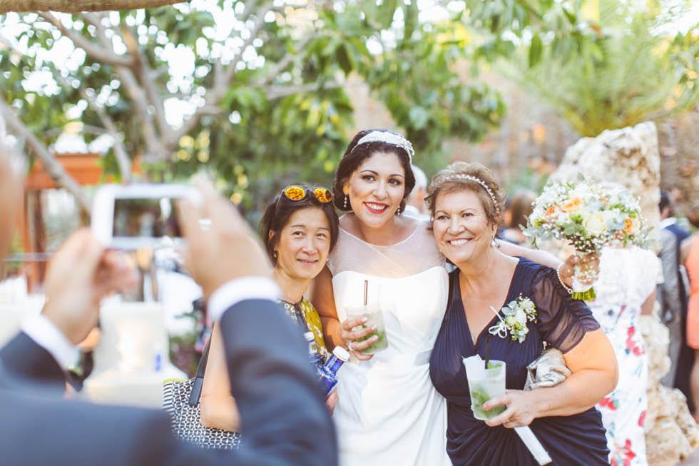boda Canor Moraira Alicante 73