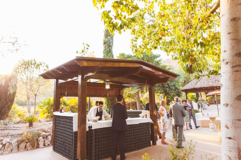 boda Canor Moraira Alicante 75