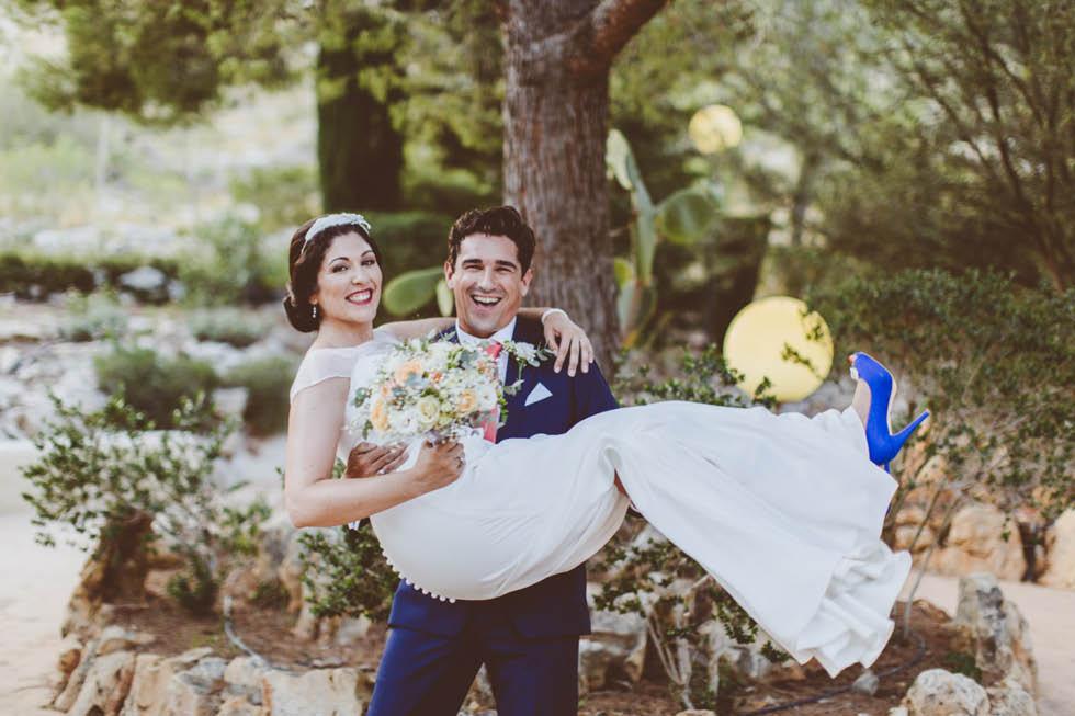 wedding photographer Moraira