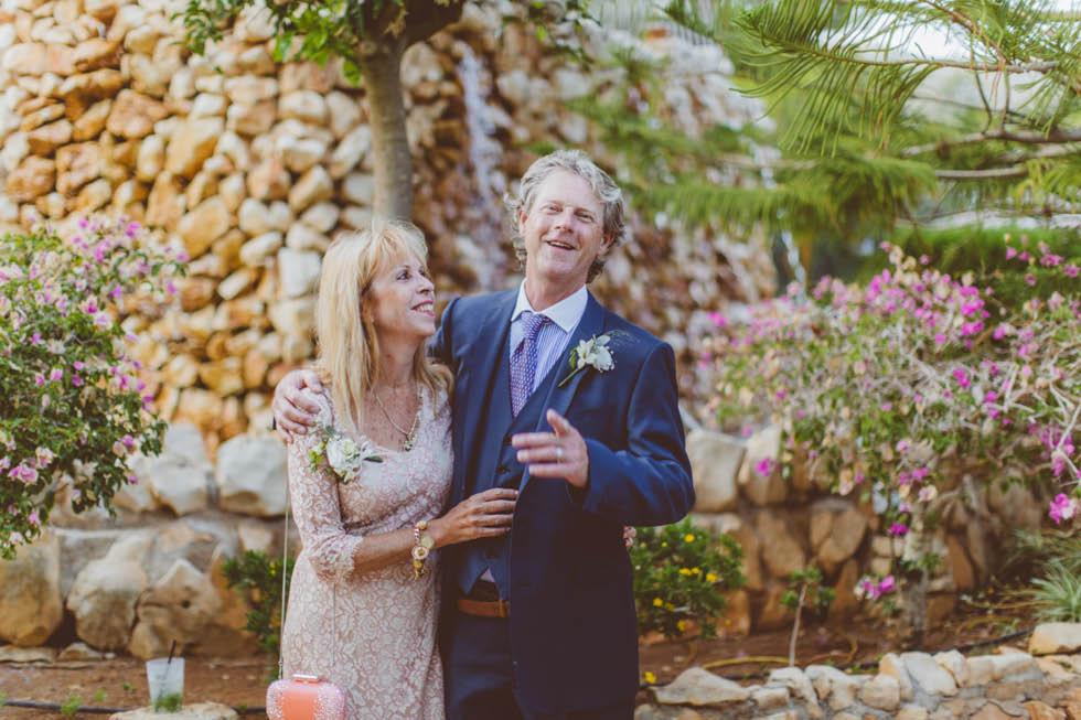 boda Canor Moraira Alicante 86
