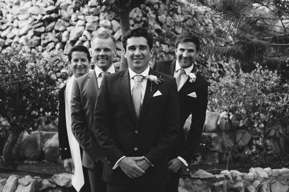boda Canor Moraira Alicante 92