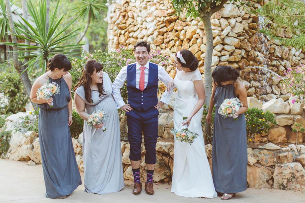 boda Canor Moraira Alicante 93