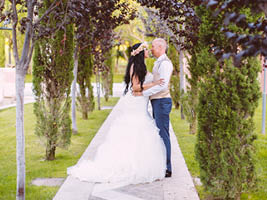 Boda en Villa Padierna | Erika & Lars