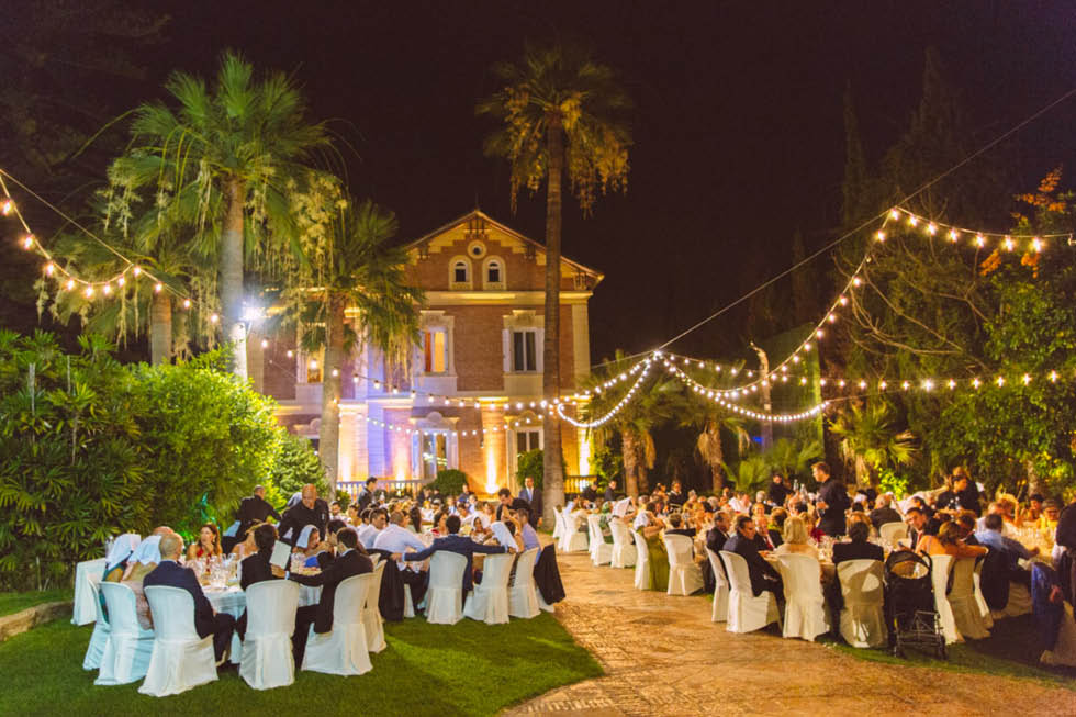 Boda en el limonar 40 the love hunters - El limonar malaga ...
