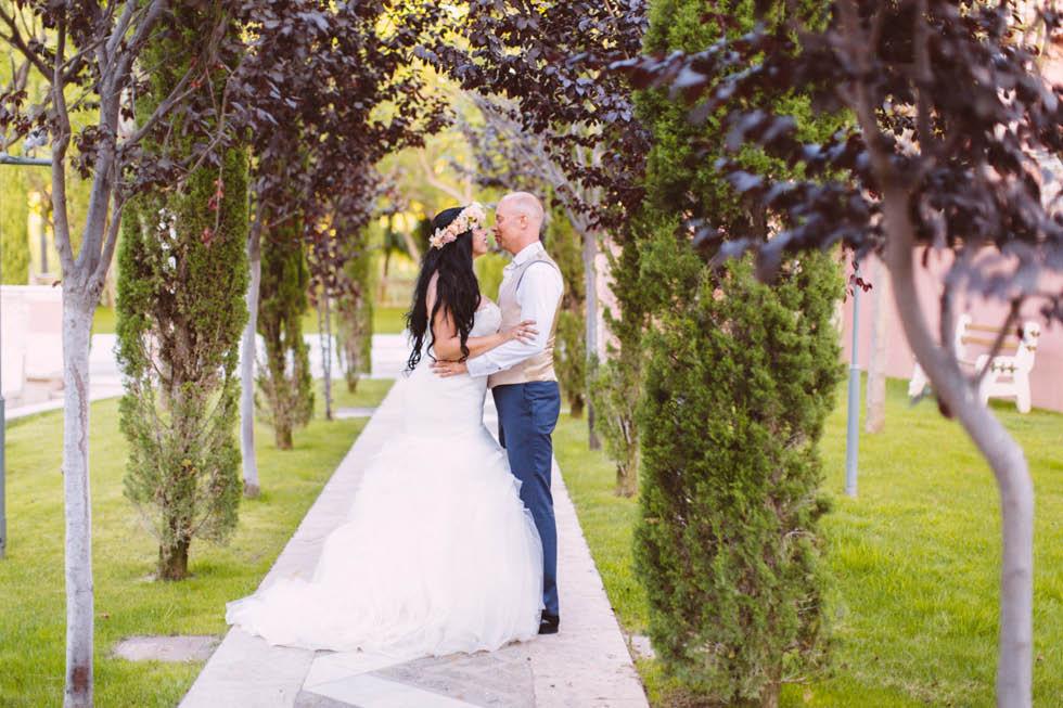 boda en Villa Padierna
