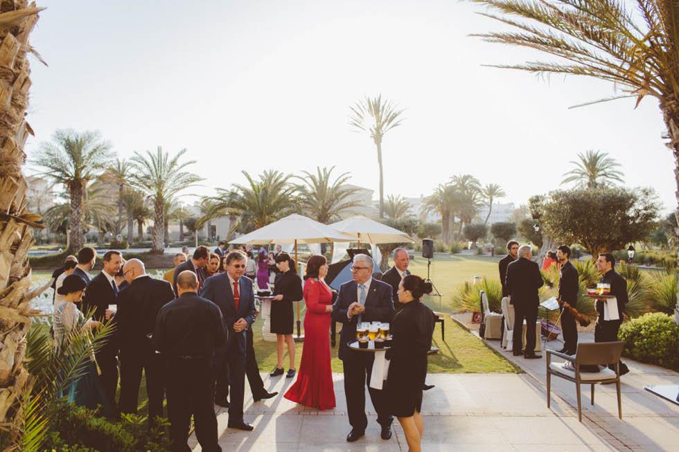 boda hotel golf Almerimar 43