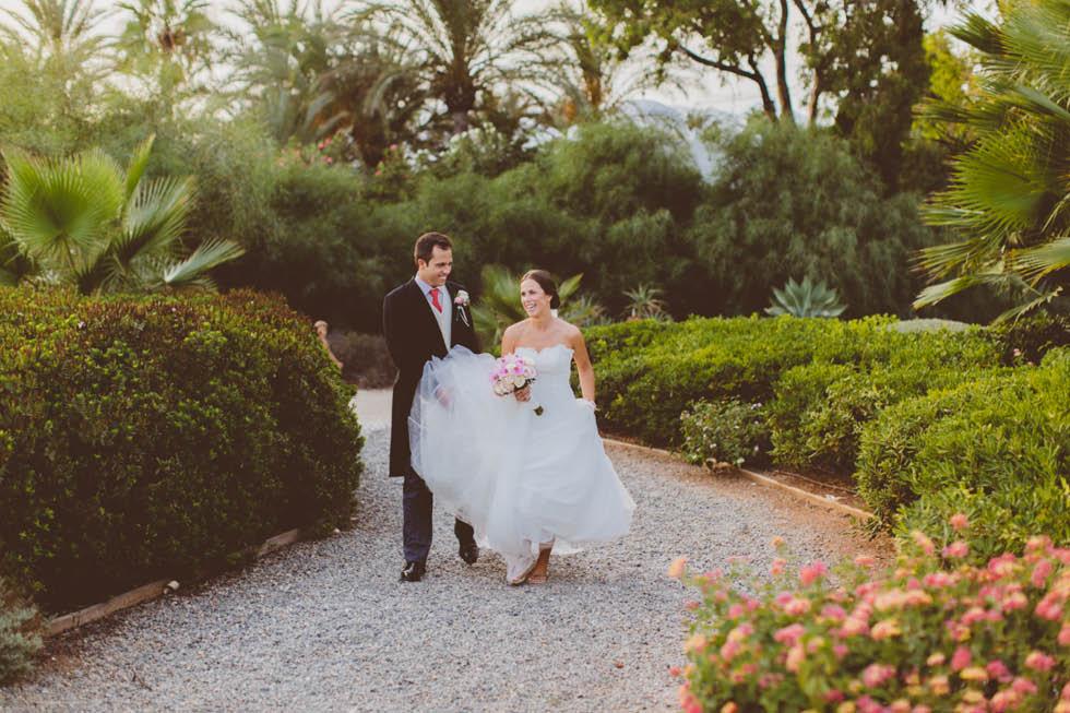 boda en la Cabanne