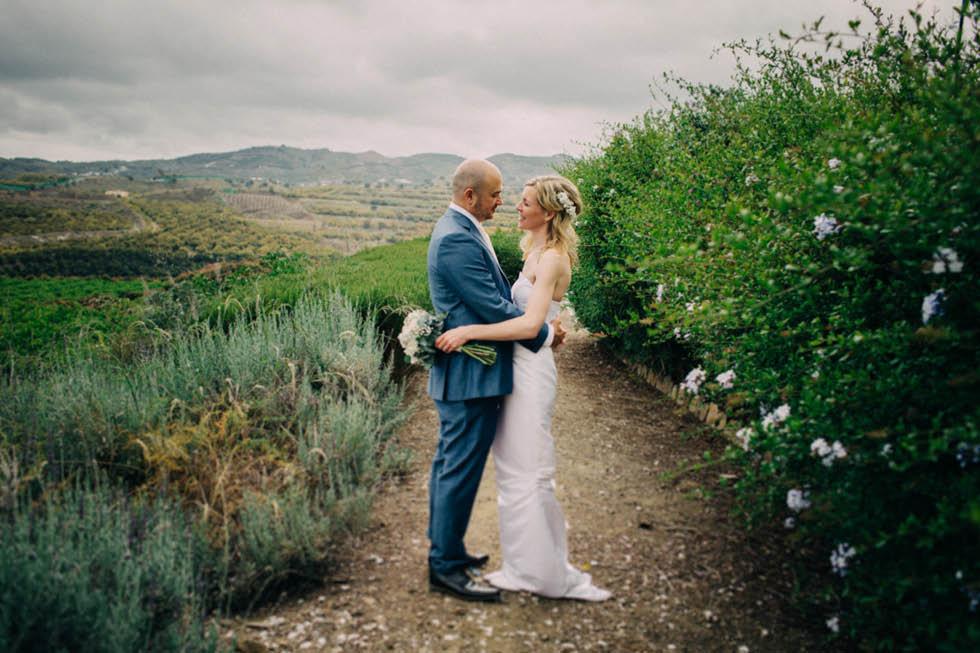 boda en el Hotel Cortijo Bravo