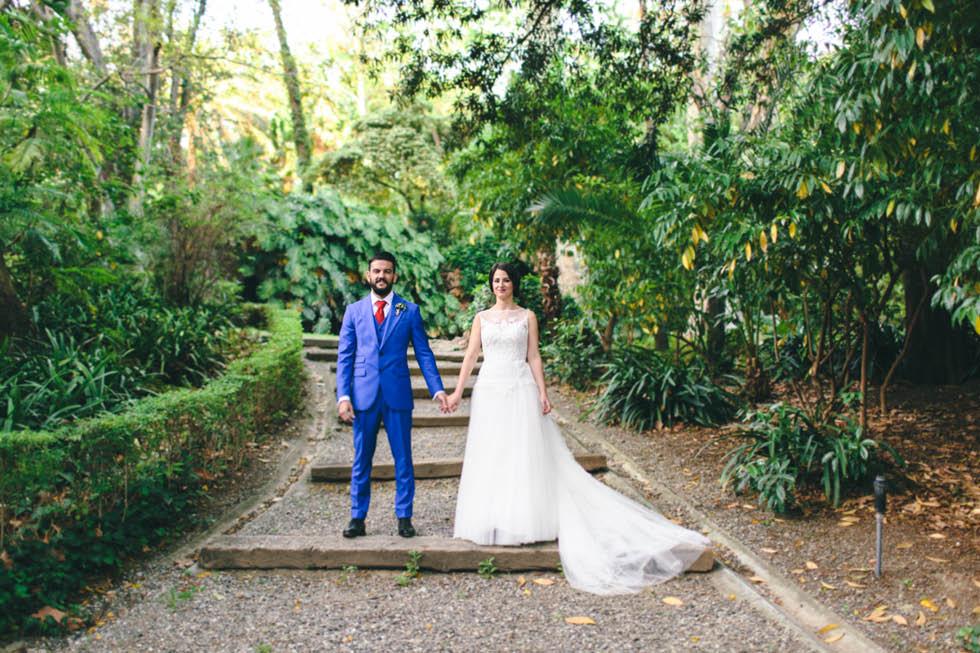 boda Hacienda Nadales Malaga 72